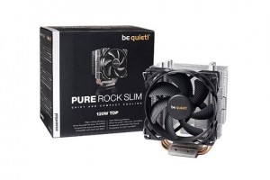 Be quiet! Cooler CPU Pure Rock Silim  BK008