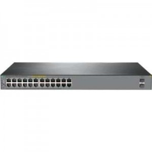 Hewlett Packard Enterprise 1920S 24G 2SFP PoE+ 370W Switch JL385A