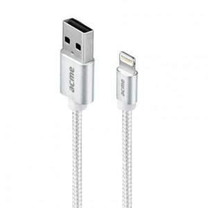 ACME Europe Kabel Lightning - USB Typ-A CB2031S 1m srebrny