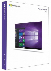 Microsoft OEM Windows Pro for WorkStations 10 PL x64 HZV-00070