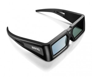 Benq OKULARY 3D DO PRJ 3D READY 5J.J9H25.002