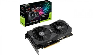 Asus Karta graficzna GeForce ROG STRIX GTX 1650 OC GAMING 4GB GDDR5 128BIT 2HDMI/2DP