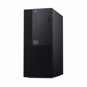 Dell Komputer Optiplex 3070 MT W10Pro i3-9100/8GB/1TB/Intel UHD 630/DVD RW/KB216 & MS116/260W/3Y BWOS