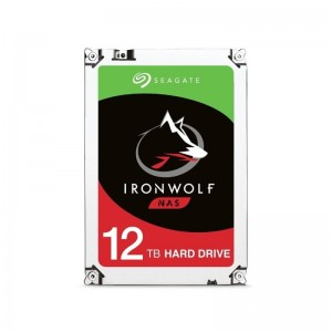 Seagate Dysk Iron Wolf 12TB 3,5'' ST12000VN0008