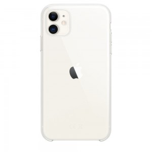 Apple Przezroczyste etui do iPhone 11