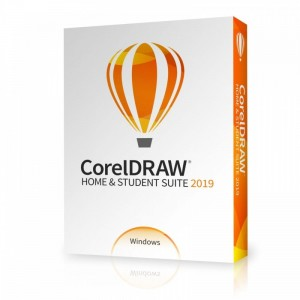Corel CorelDRAW Home & Student 2019