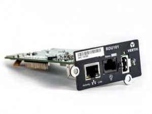 Vertiv Karta sieciowa Liebert GXT5 Intellislo Comms Card RDU101