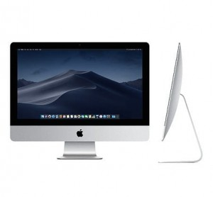 Apple iMac 21.5 Retina 4K: i3 3.6GHz quad-core 8th/8GB/1TB Hard Drive/Radeon Pro 555X 2GB