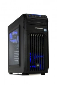 OPTIMUS E-Sport MH310T-CR25 i3-9100F/8GB/1TB+240GB/1050Ti