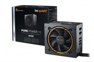 Be quiet! Zasilacz Pure Power 11 600W 80+ GOLD F.MODU BN298
