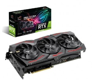 Asus Karta graficzna GeForce ROG Strix RTX 2080 SUPER Advanced 8GB GDDR6 256bit 2HDMI/2DP/USB-c