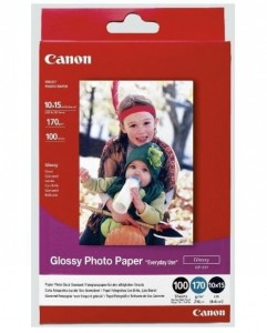 Canon BJ MEDIA GP-501 4X6 100 sheets glossy