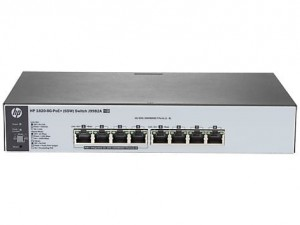 Hewlett Packard Enterprise 1820-8G-PoE+ (65W) Switch J9982A - Limited Lifetime Warranty