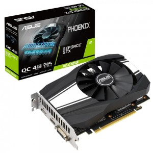 Asus Karta graficzna GeForce GTX 1650 SUPER PH OC 4G 128bit GDDR6 HDMI/DP/DVI-D