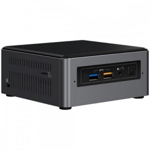Intel MiniPC BOXNUC7PJYH2 J5005 2xDDR4/SO-DIMM USB3 BOX