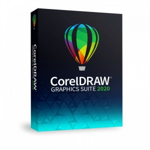 Corel CorelDRAW GS 2020 PL/CZ Box MAC CDGS2020MMLDPEM