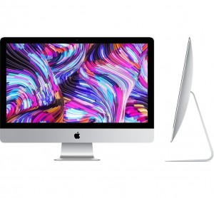 Apple iMac 27 Retina 5K, i9 3.6GHz 8-core 9th/8GB/2TB Fusion Drive/Radeon Pro Vega 48 8GB HBM2