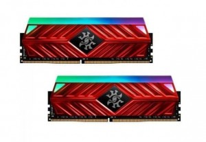 Adata Pamięć XPG SPECTRIX D41 DDR4 3200 16GB 2x8 RED