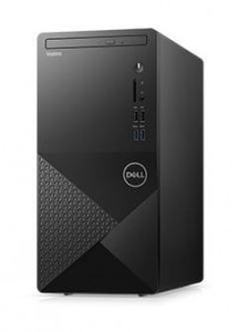 Dell Desktop Vostro 3888 i3-10100/8GB/1TB/UHD 630/DVD RW/WLAN + BT/Kb/Mouse/Win10Pro  3Y BWOS