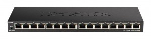 D-Link Switch DGS-1016S 16xGE