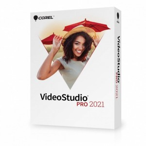 Corel VideoStudio Pro 2021 ML EU         VS2021PMLMBEU