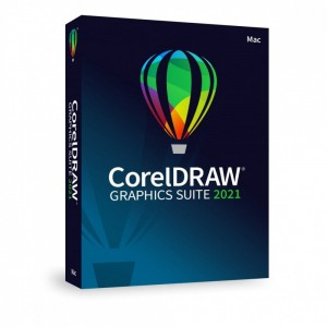 Corel CorelDRAW GS 2021 PL/CZ Box MAC CDGS2021MMLDPEM