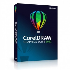 Corel CorelDRAW GS 2021 PL/CZ Box CDGS2021MLDP