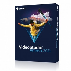 Corel VideoStudio Pro 2021ML Ultimate   VS2021UMLMBEU